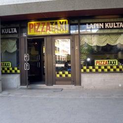 Pizzataxi espoo