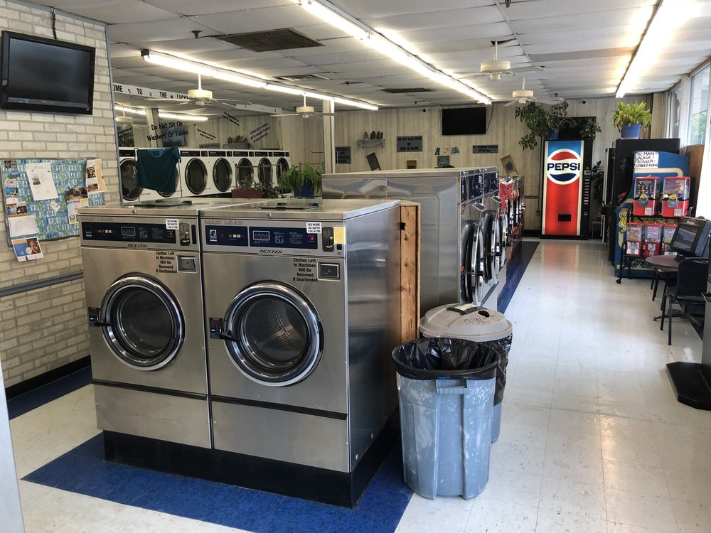 Lucky Lady Coin Operated Laundry - 19 Photos - Laundromat