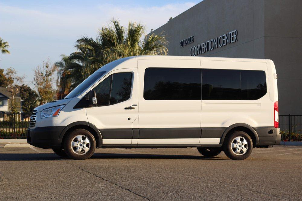 Modern Shuttle Transportation: Riverside, CA