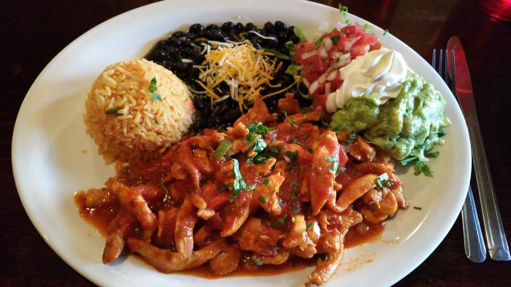 Chicken La Mexicana Amazing Dish Definitely Coming Back