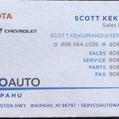 Servco Toyota Waipahu 83 Photos 177 Reviews Car Dealers 94