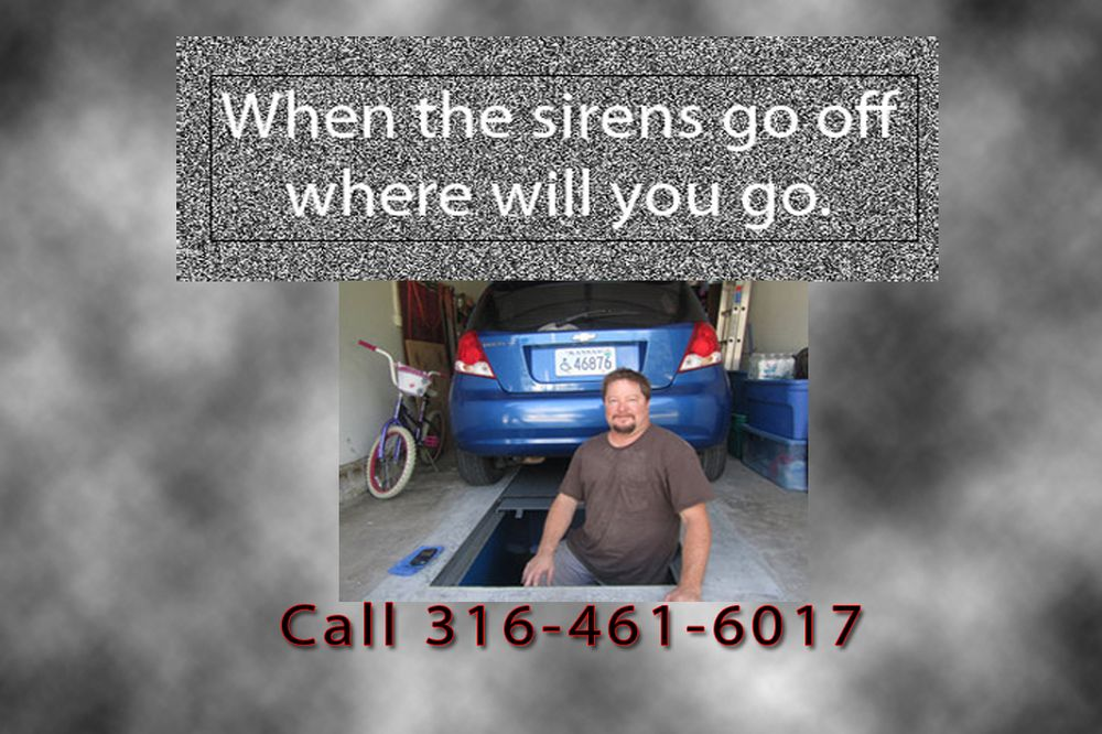 Storm Defense Shelters: 16671 SW State Rd, Benton, KS