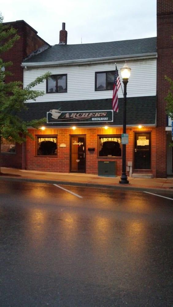 Archer's Restaurant: 100 S Lisbon St, Carrollton, OH