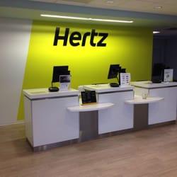 Hertz Rental Car At Ontario Ca Airport