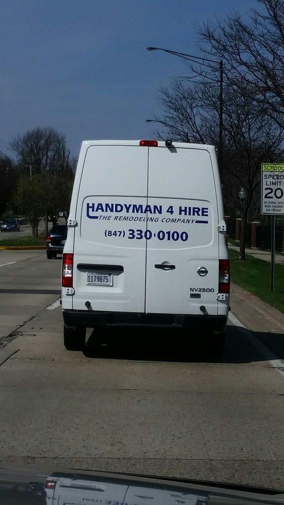Handyman 4 Hire