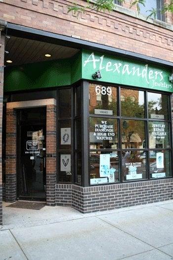 Alexanders Jewelers