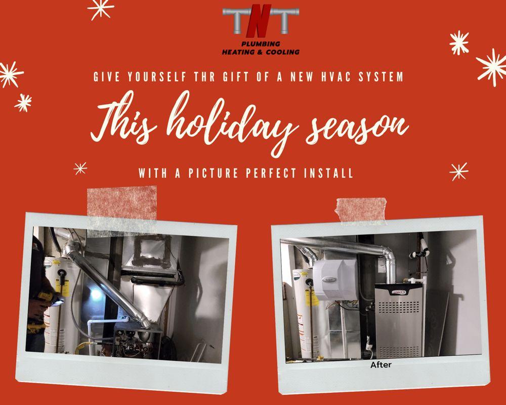 TNT Plumbing Heating & Cooling: Firestone, CO