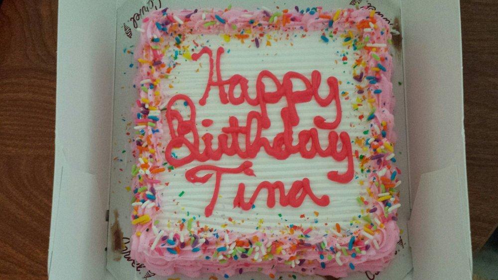 Birthday 2017 Ice Cream Cake Yelp