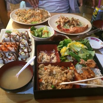 Makana hawaiian japanese bbq order food online 68 for Aloha asian cuisine