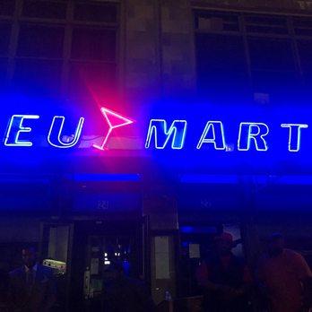 Bleu martini speed dating