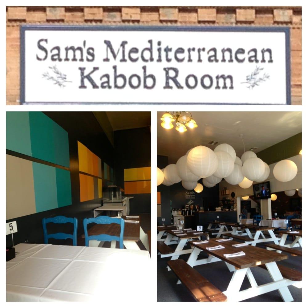 Photos For Sam's Mediterranean Kabob Room