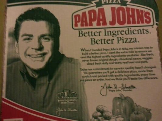Papa John's Pizza Amarillo Menu - View the Menu for Papa John's Pizza Amarillo on Zomato for Delivery, Dine-out or Takeaway, Papa John's Pizza menu and prices. Papa John's Pizza Menu.