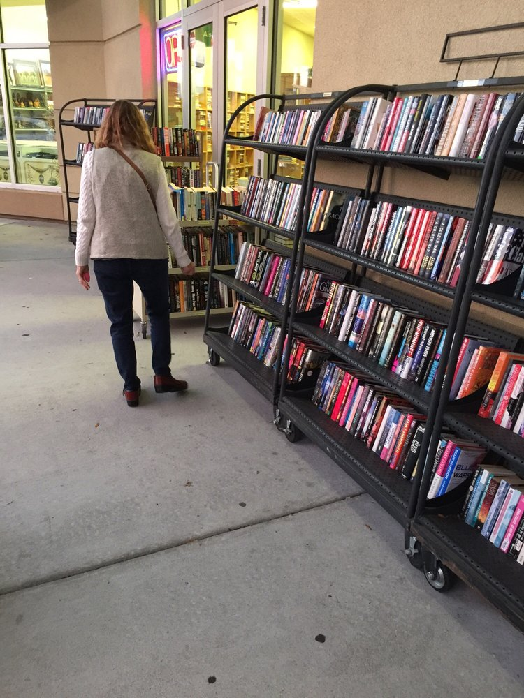 Mr K's Used Books, Music & More
