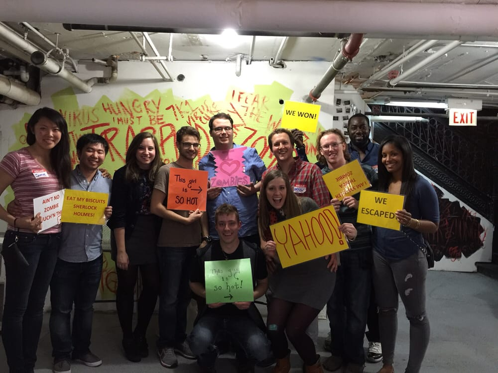 Brain Drain Escape Room Chicago