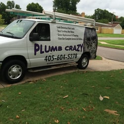 Photo Of Plumb Crazy Plumbing Oklahoma City Ok United States When You