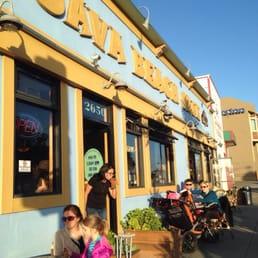 Java Beach Cafe Review