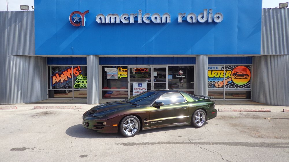 American Radio: 8105 Kingston Pike, Knoxville, TN