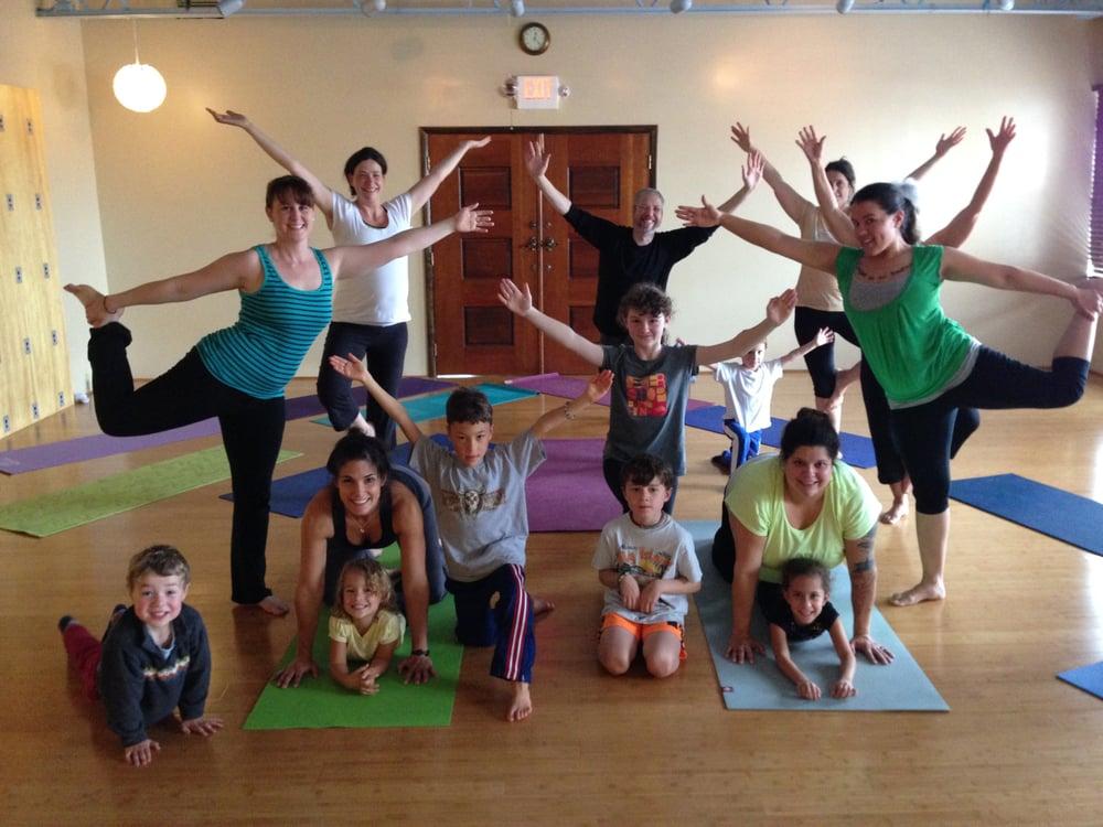 Family Yoga Workshops - Yelp