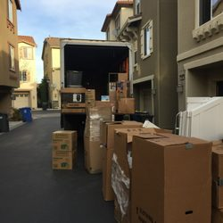 Aarons Moving 41 Photos 121 Reviews Removals 665 Blythe Ct Sunnyvale Ca United States