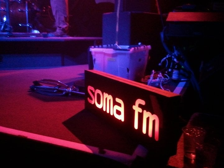 SomaFM: 2180 Bryant St, San Francisco, CA