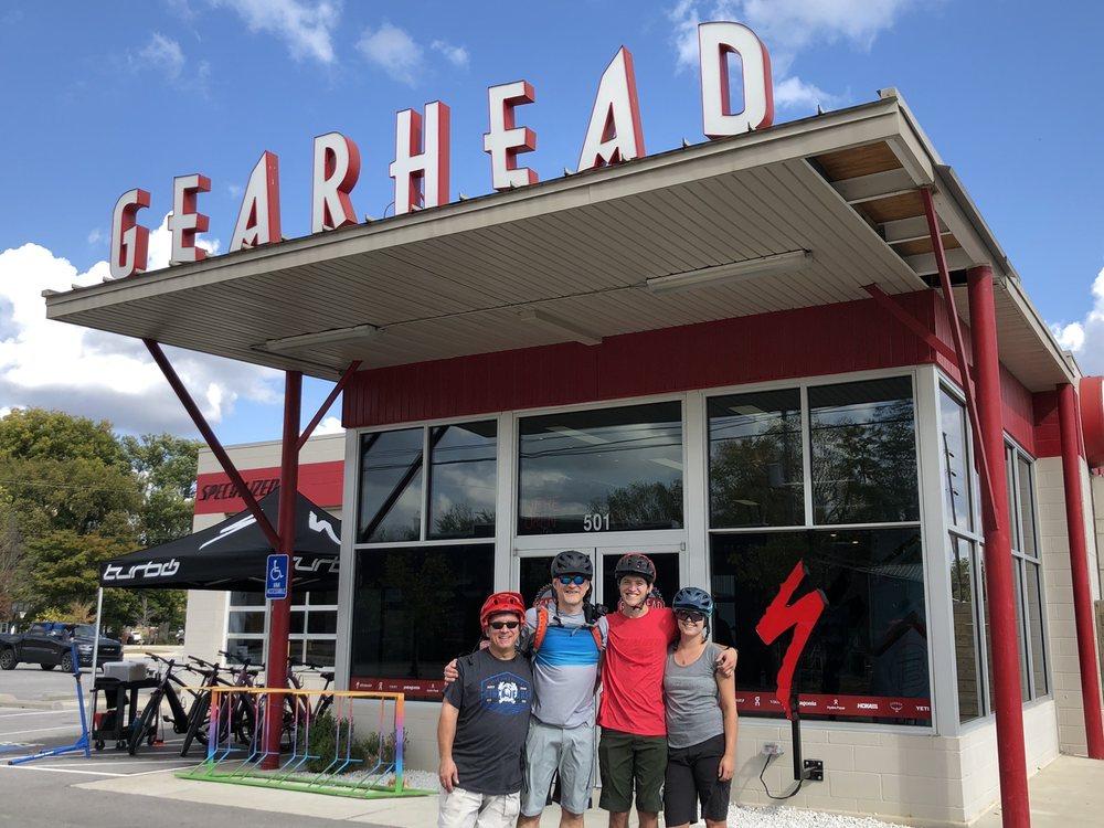 Gearhead Experience Center: 501 SW A St, Bentonville, AR