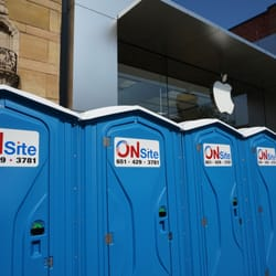 Photo Of On Site Companies   Earth City, MO, United States. Portable  Restrooms