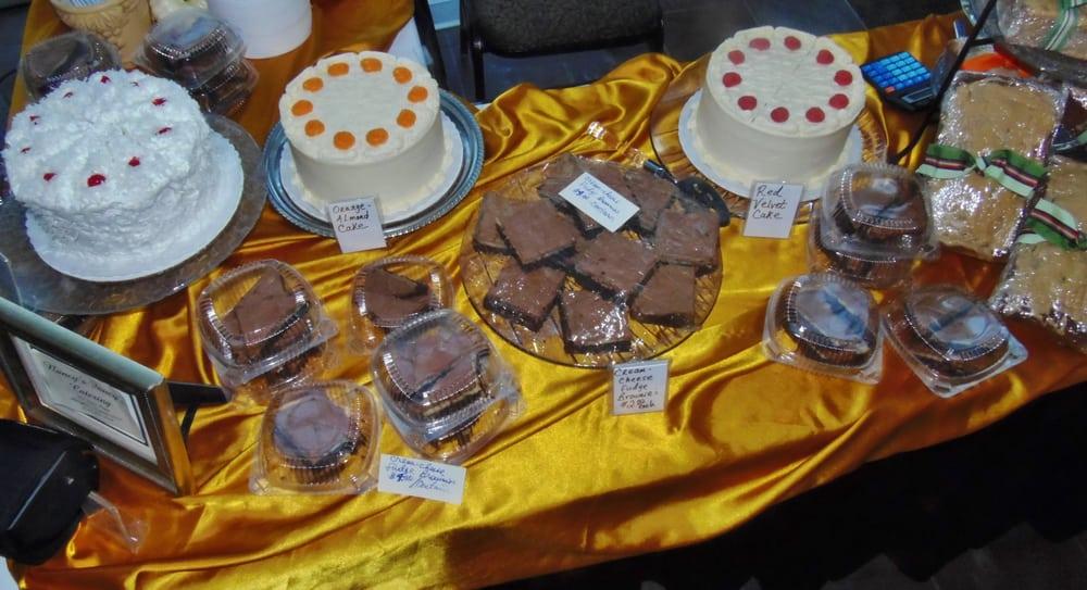 Nancy's Fancy's Cakes & Catering: 302 Front St SW, Abingdon, VA