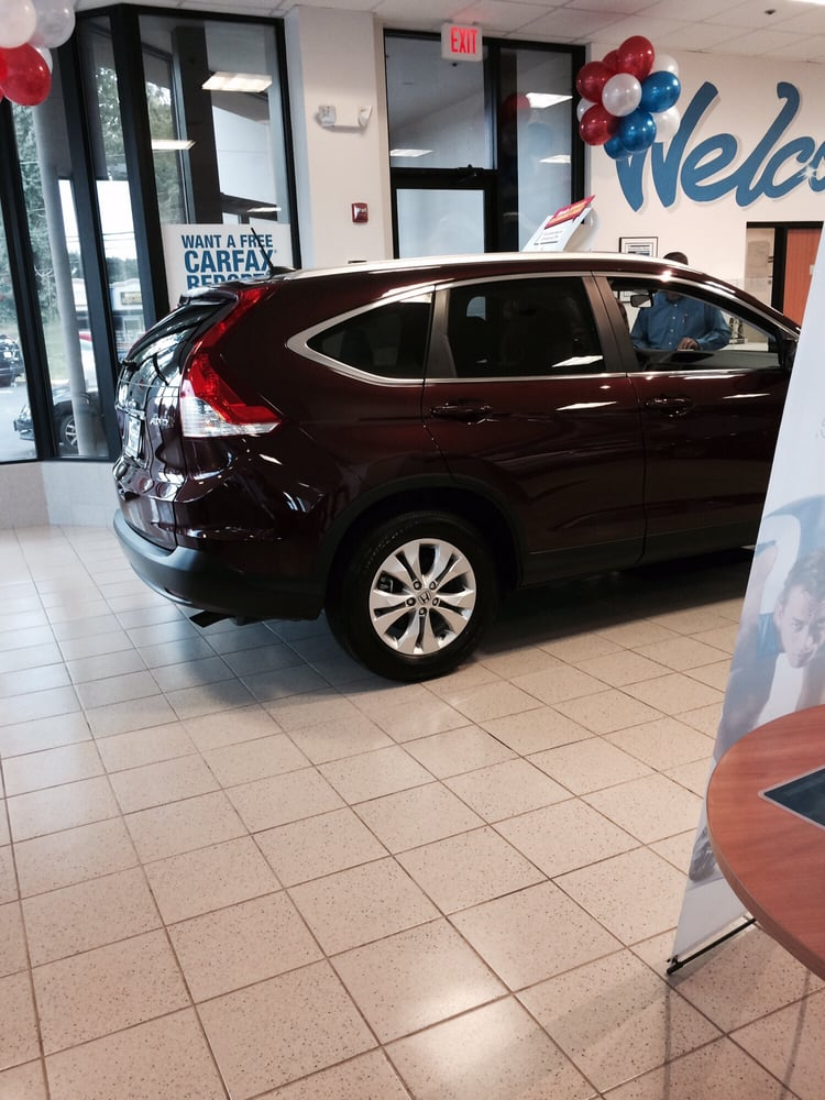 Amazing car yelp for Honda of freehold service