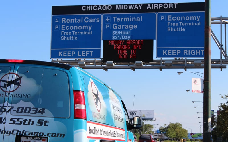 Midway Airport Parking >> Airways Parking 46 Reviews Airport Shuttles 4532 W 55th St