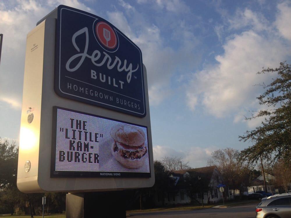 Photos for Jerry Built Homegrown Burgers - Yelp