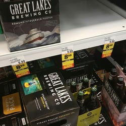 Photo Of Meijer   Sandusky, OH, United States. Decent Craft Selection For A