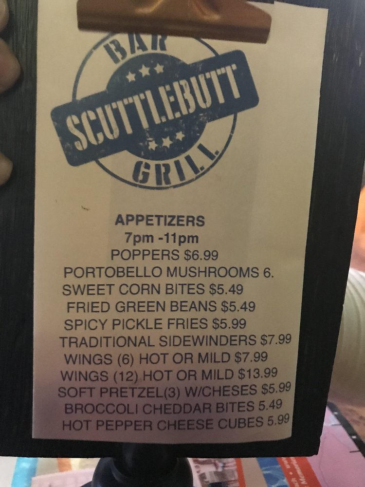Scuttlebutt Bar and Grill: 91 E US Hwy 54, Camdenton, MO