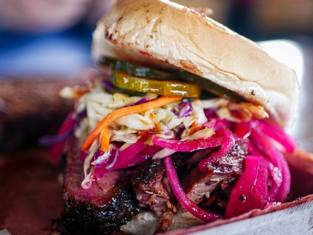 Smokey Jones BBQ: Culver City, CA