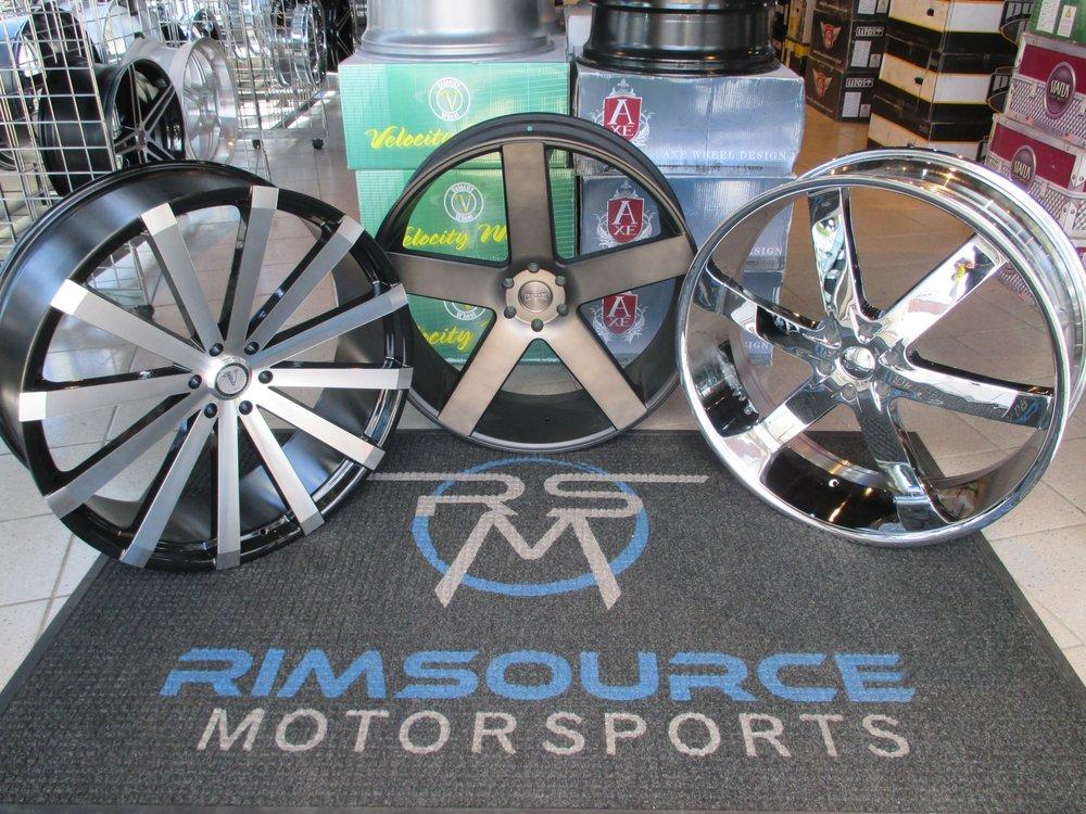 Rim Source Motorsports