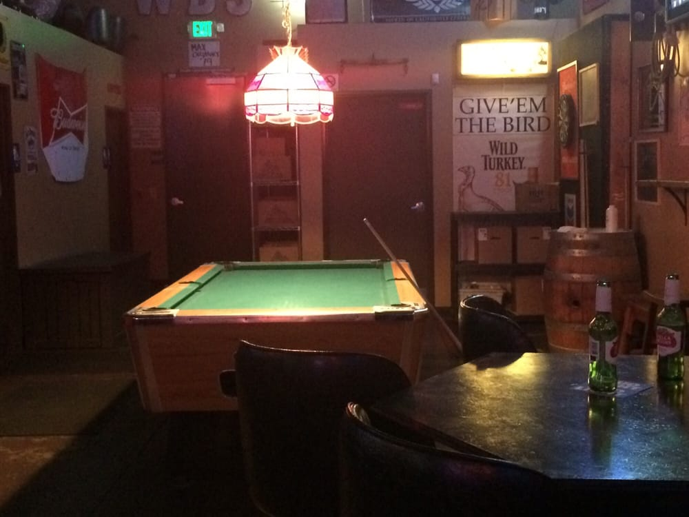 Photo Of Whiskey Barrel Saloon   Bakersfield, CA, United States. Pool Table