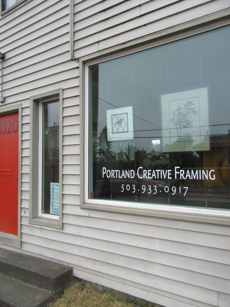 Portland Creative Framing - Framing - 8320 SE Woodstock Blvd, Lents ...
