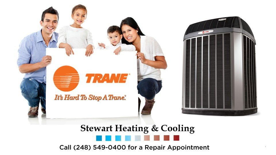 Stewart Heating & Cooling: 4511 Delemere Blvd, Royal Oak, MI