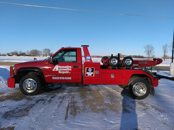 Alternative Automotive Repair: 4905 County Rd S, Oshkosh, WI