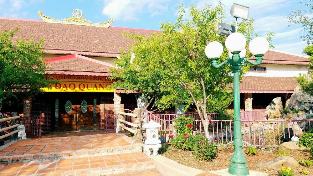 Chua Dao Quang Temple: 3522 N Garland Ave, Garland, TX