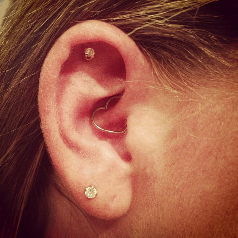 Heart daith by steve pure yelp for Above all tattoo