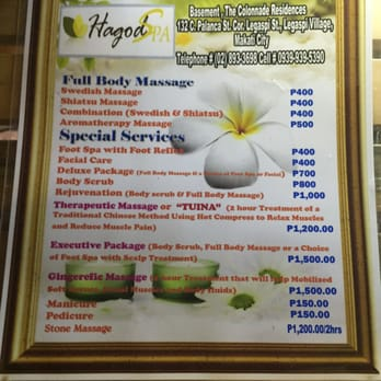 Hagod Spa and Nailcare - (New) 21 Photos - Massage - 152 Don