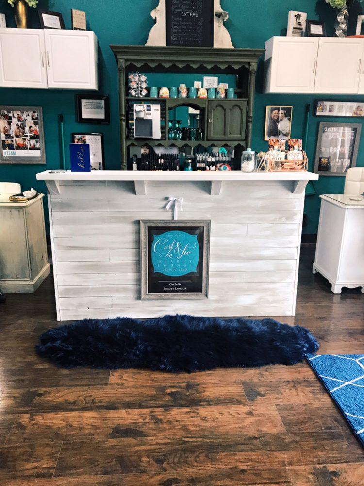Cest La Vie Beauty Lounge: 33694 Antler Rd, Crosslake, MN