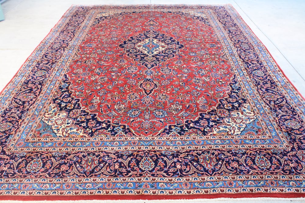 Fine Persian Kashan from our recent