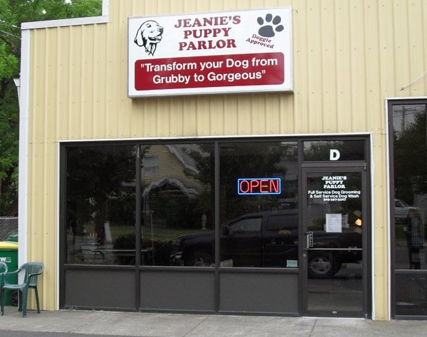 Our storefront yelp for Forest grove plumbing