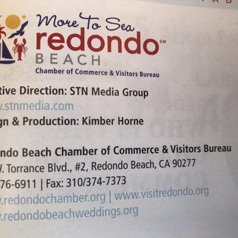 Redondo Beach Chamber of Commerce Visitors Bureau Community