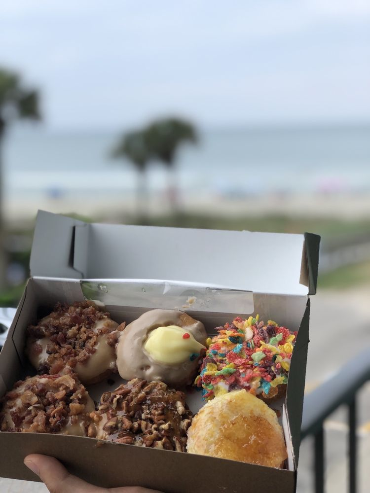 Peace Love and Little Donuts: 3020 Nevers St, Myrtle Beach, SC