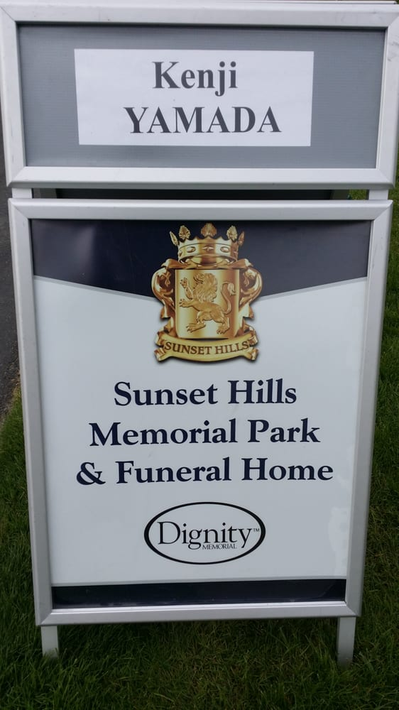 Sunset hills funeral home funeral services cemeteries Sunset memory garden funeral home