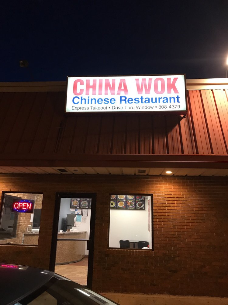 Food from China Wok