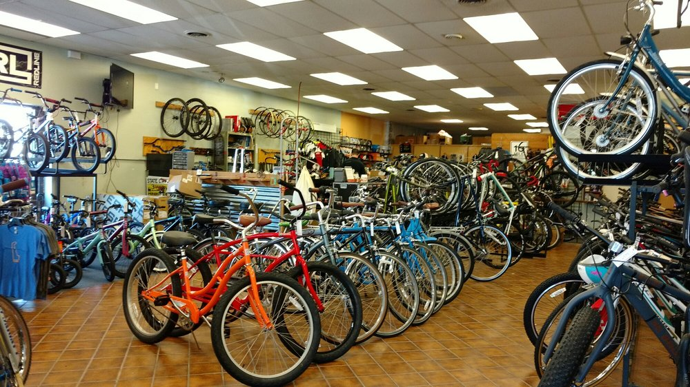 Henry's Bicycle Shop: 15 Polly Drummond Shopping Ctr, Newark, DE