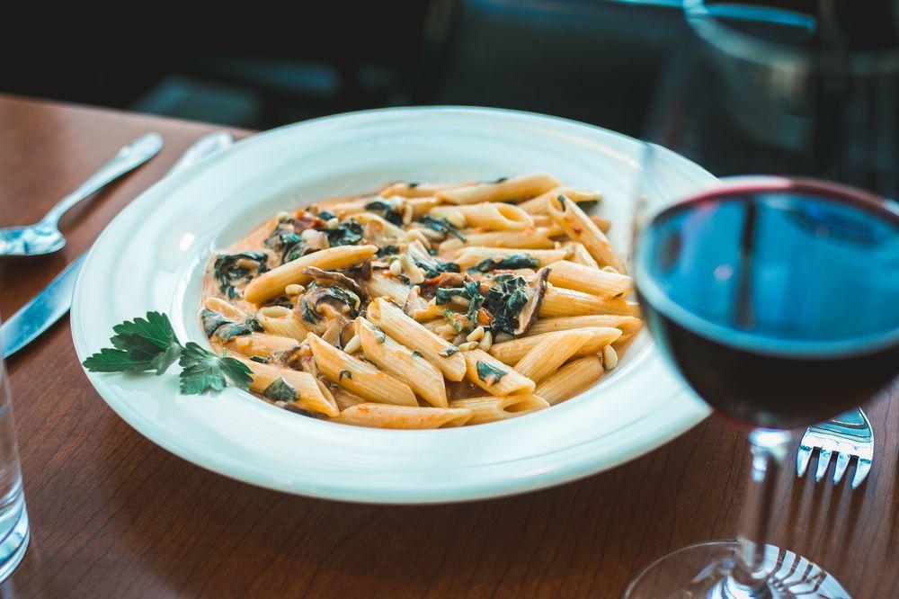 Food from La Nostra Cucina